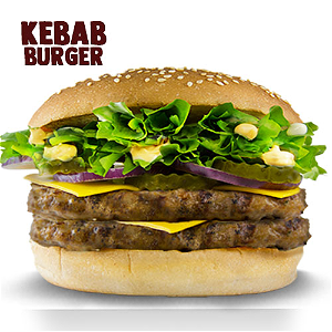 Foto Big Kribs Burger (los)