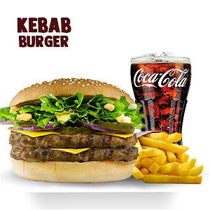 Foto Big Kribs Burger (menu)