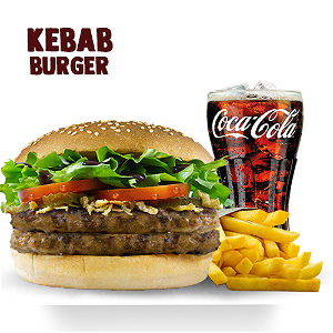 Foto Kribs BBQ Burger (menu)