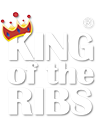 Logo King of the Ribs Afhaal Amersfoort
